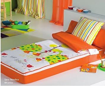 Textilonline - Saco Nordico Con Relleno Rex (Cama 90 cm, Color Unico): Amazon.es: Hogar