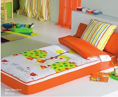 Textilonline - Saco Nordico Con Relleno Rex (Cama 105 cm, Color Unico)