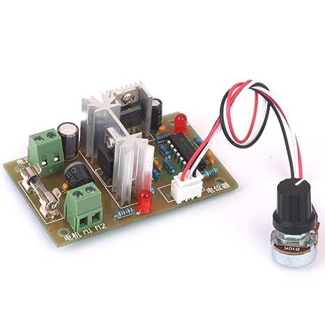 10-55V 60A 100A 3000 Watt Reversible DC Motor Drehzahlregler PWM Steuerung 12 V