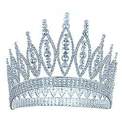 Round Crystal Crown