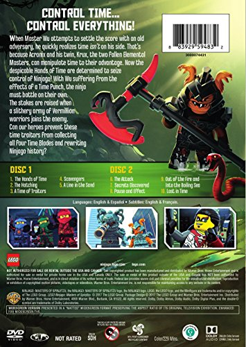 lego ninjago cartoon network season 7