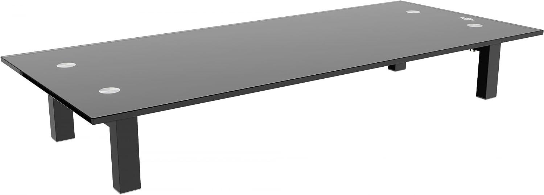 RICOO FS8235-B, Soporte TV de Cristal, Elevador televisión ...