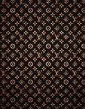 img - for Louis Vuitton - Brass Notebook: Journal Paper Notebook book / textbook / text book