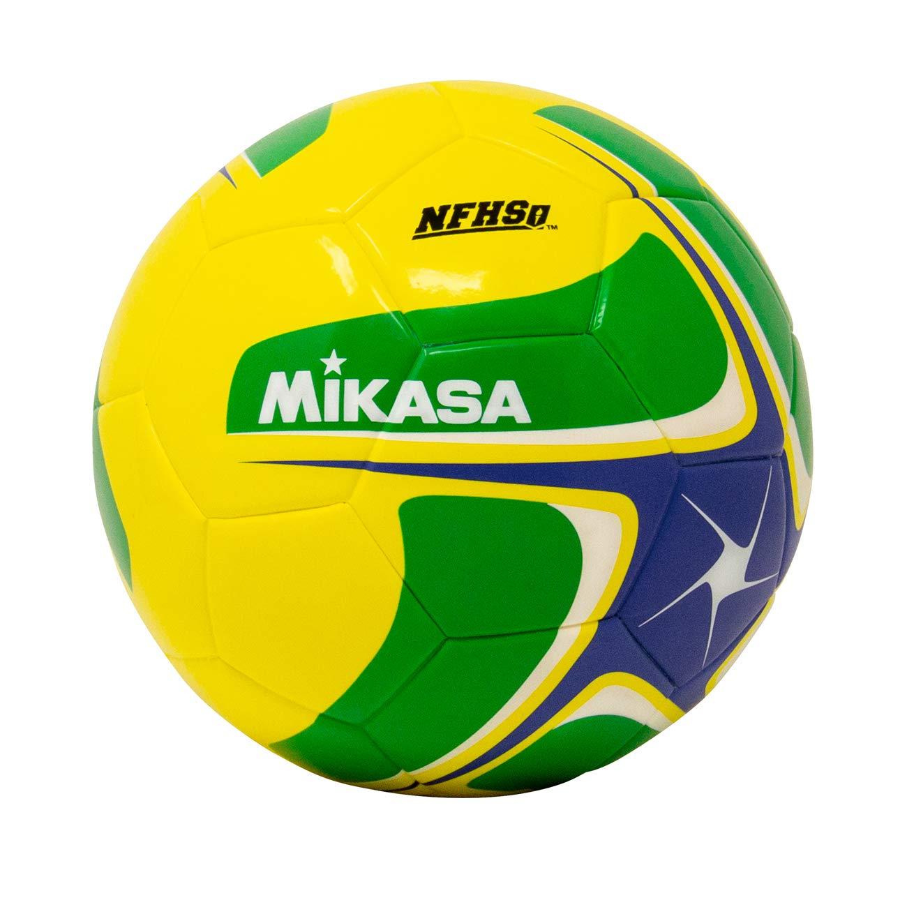 Mikasa D59 SCE Series Pelota de fútbol: Amazon.es: Deportes y aire ...