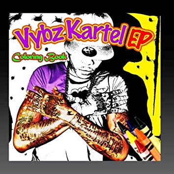 Various Artists Vybz Kartel Colouring Book Ep Com Music