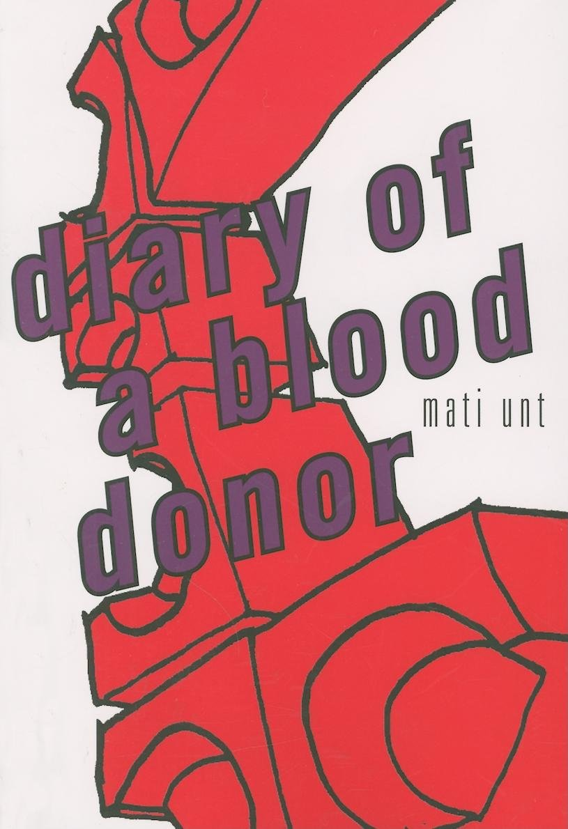 Diary of a Blood Donor pdf epub