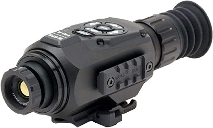 ATN ThOR-HD 2-8x 25 mm Thermal Imaging Rifle Scopes – The Scope with the Best Value Proposition