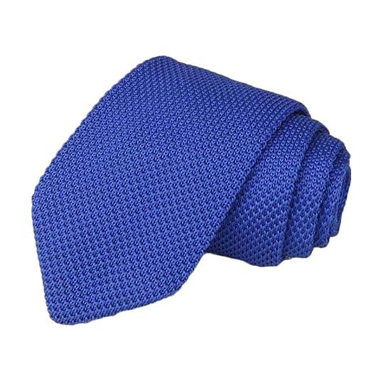 YYB-Tie Corbata Moda Moda en Punta Largo Que Hace Punto Lazo de ...