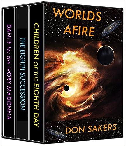 Download Worlds Afire: a Scattered Worlds omnibus PDF, azw (Kindle)