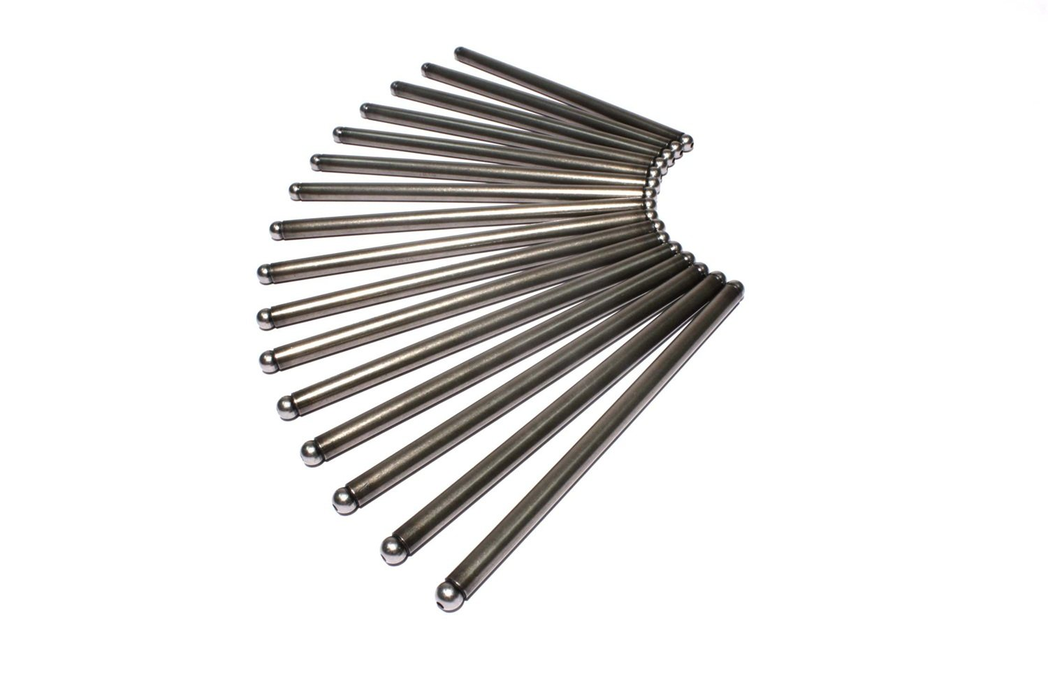 COMP Cams 7833-16 High Energy 9.621'' Long, 3/8'' Diameter Pushrod Set for '65-'72 Ford 352-428 FE w/ Non-Adjustable Rockers by Comp Cams