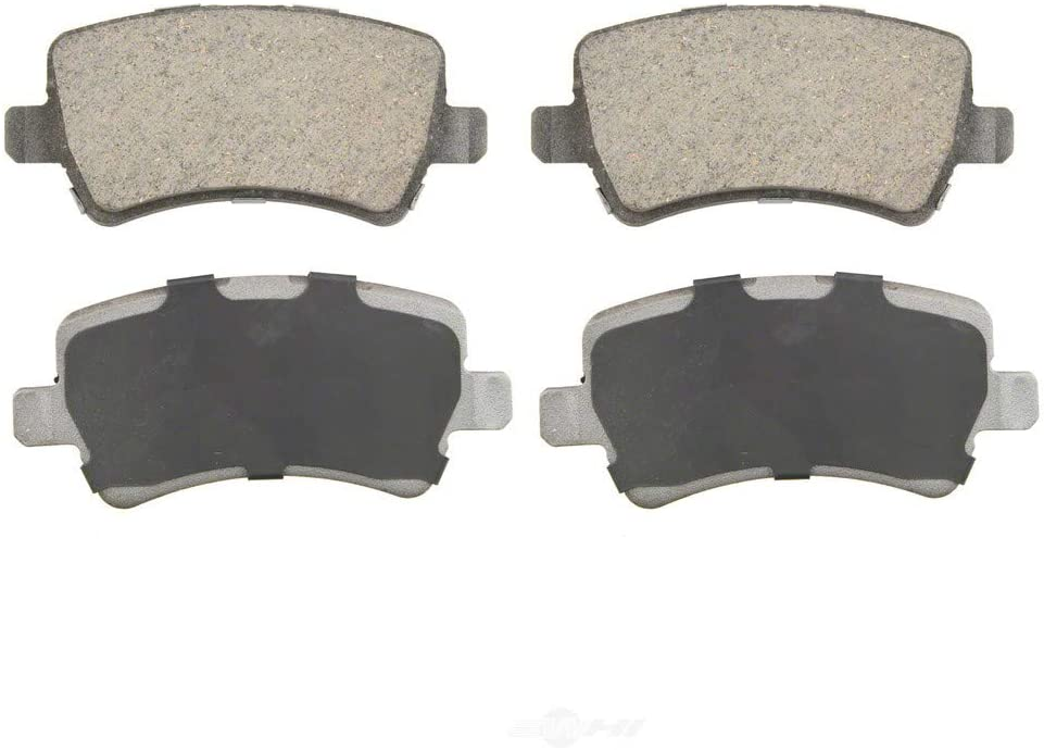 2012 2013 For Land Rover Range Rover Evoque Front and Rear Ceramic Brake Pads
