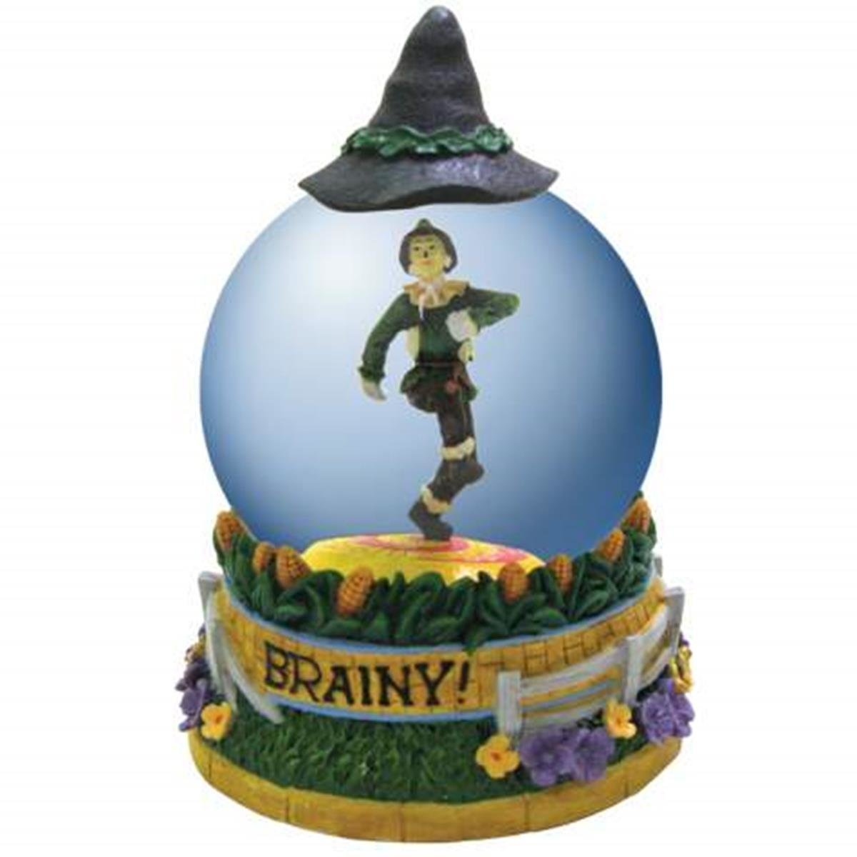 Wizard of Oz Scarecrow Waterglobe by WL (Image #1)