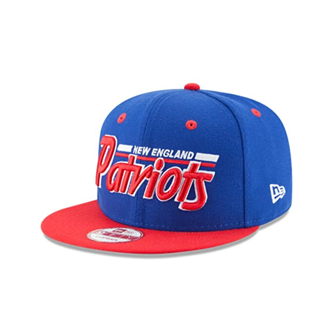huge discount f0ffc 92624 ... coupon for new england patriots new era 9fifty 2t retro snapback hat  8e85b 2fc2d