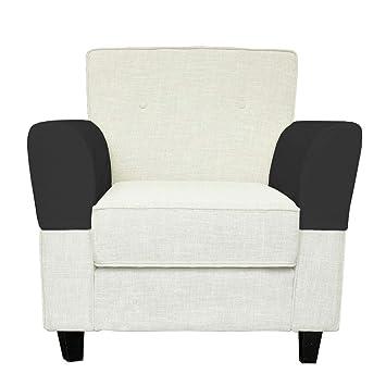 Chris Wang Fundas de Brazo elásticas para sillones y sillones ...