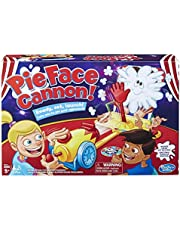 Pie Face Cannon Game Whipped Cream Family Board Game Kids Ages 5 and Up