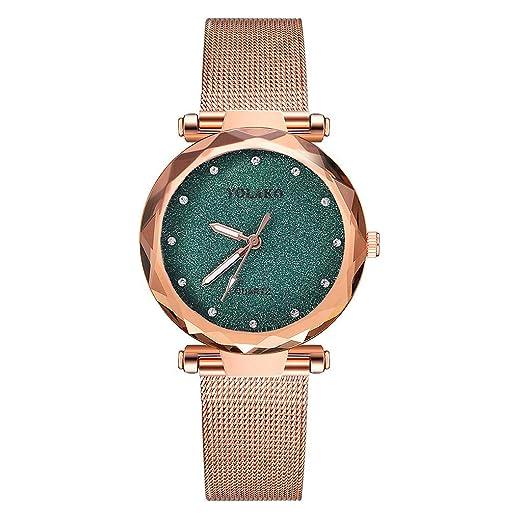 Moretime Relojes de Mujer,2019 Verano Reloj de Pulsera ...