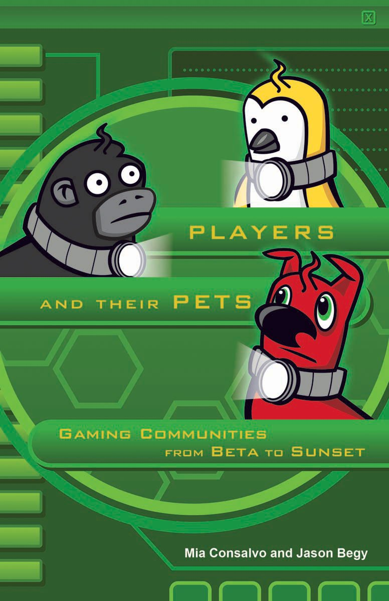 Players and Their Pets: Gaming Communities from Beta to Sunset