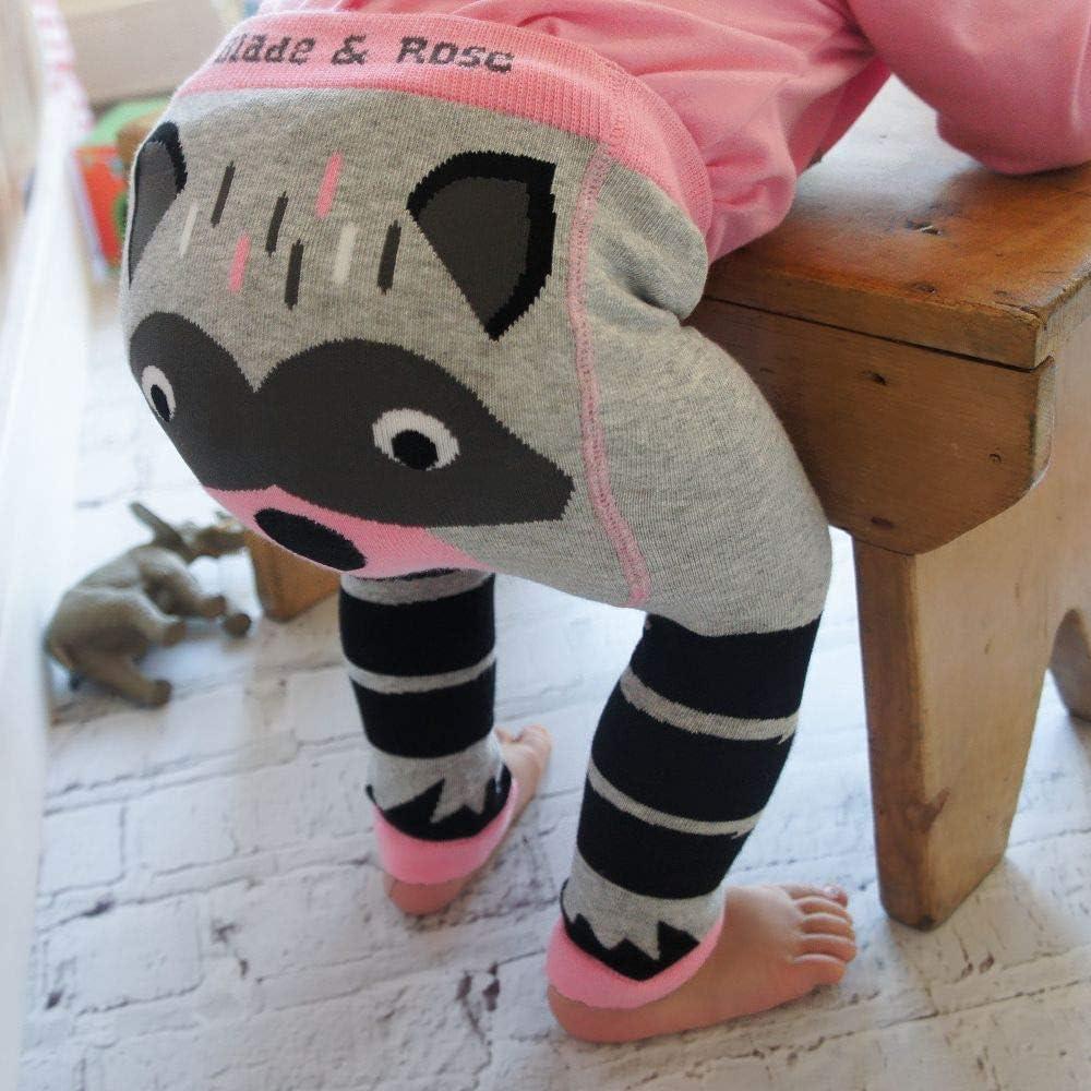 Blade /& Rose Baby Girls Red Badger Leggings