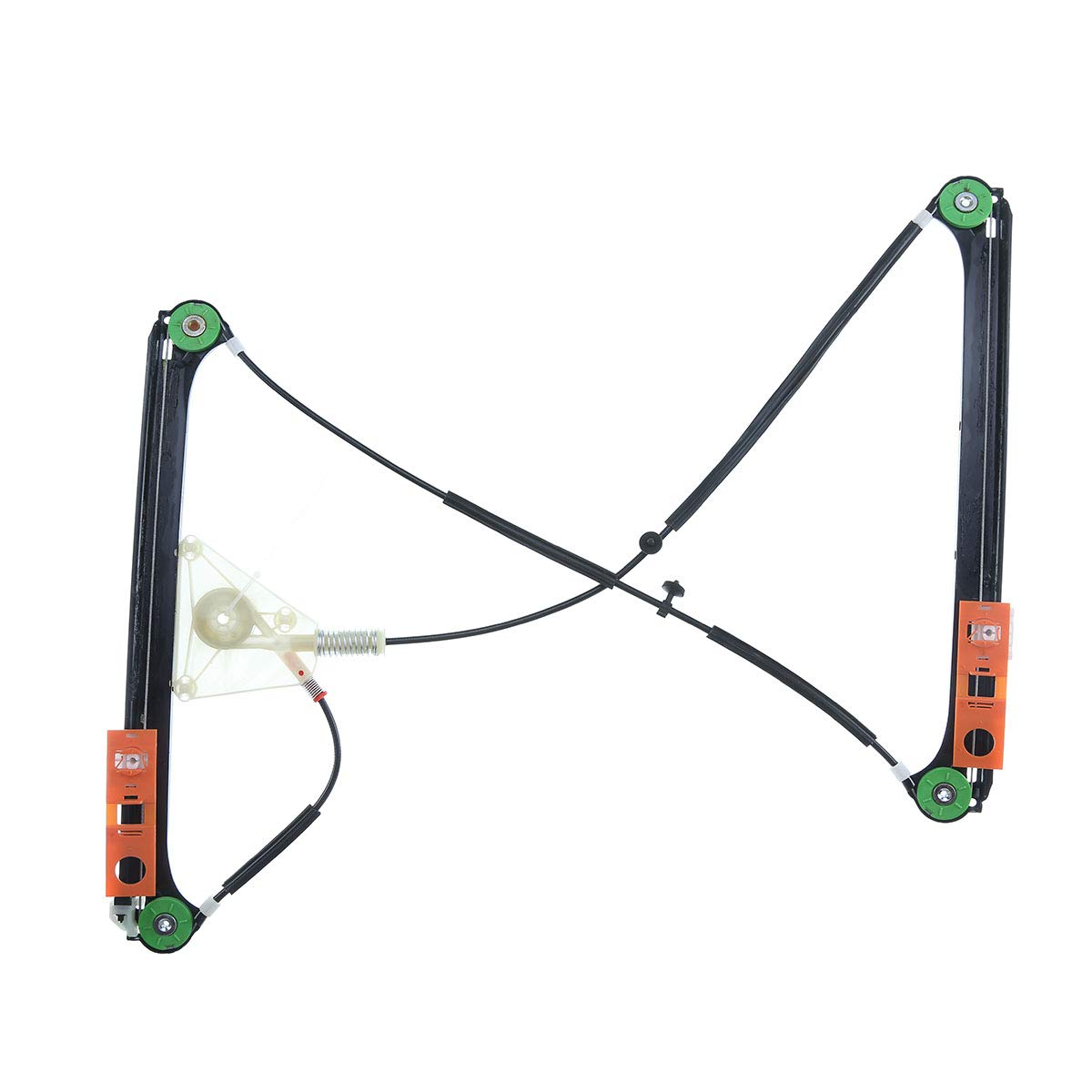 Frankberg Electric Window Regulator Without Motor Front Left for A3 8P1 2//3 Door 2003-2012 8P3837461A