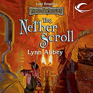 The Nether Scroll Audiobook