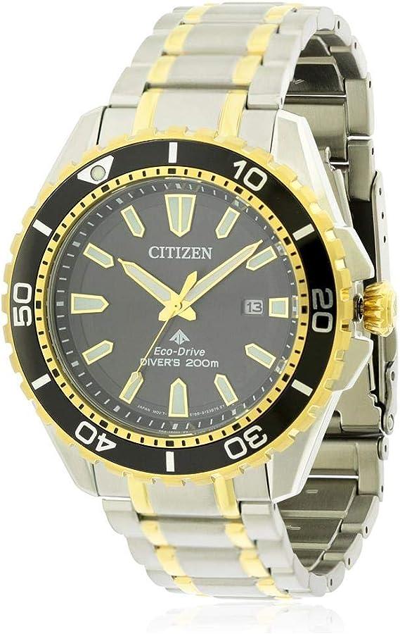 シチズン CITIZEN プロマスター エコドライブ ダイバー200m クオーツ メンズ 腕時計 BN0194-57E ブラック [並行輸入品]