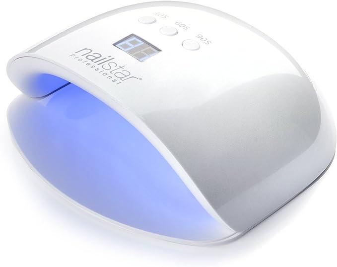 NailStar® Profesional - Lámpara UV y LED para uñas, secador de ...