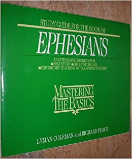 Ephesians: study guide (download) – ethnos360biblestudy.
