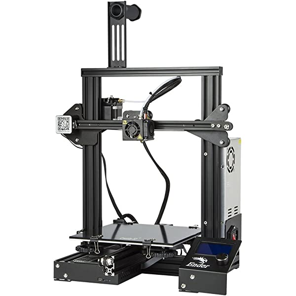 Comgrow Creality 3D Ender-3 Impresora 3D Aluminum DIY con ...