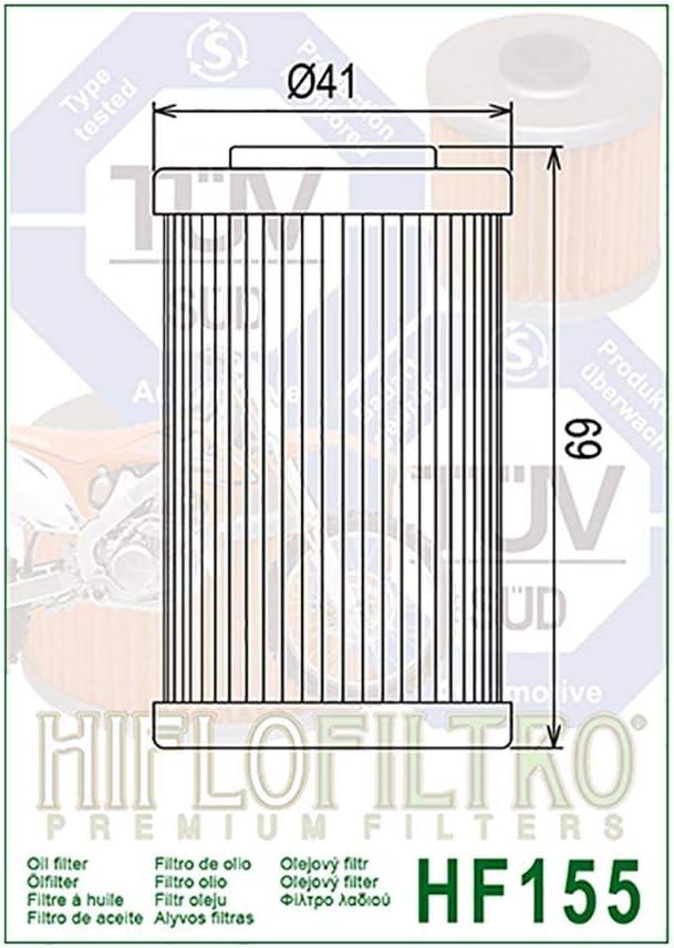 /Ölfilter Hiflo SMC R 690 ABS LC4 14-17