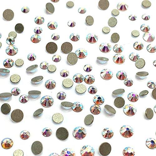 Ss9 Xilion Rose - Crystal AB (001 AB) 2058 Swarovski Nail Art Tiny Small Mixed Sizes ss5 ss7 ss9 Flatbacks No Hotfix Rhinestones