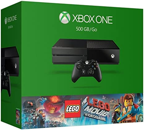 Xbox One - Pack Consola + La LEGO Película: El Videojuego: Amazon ...