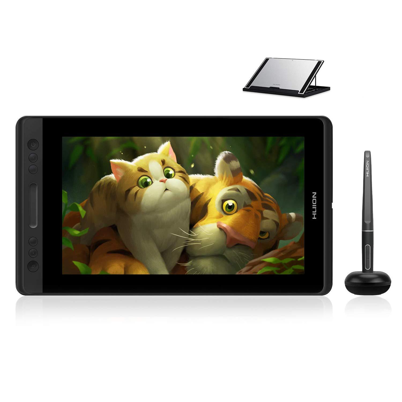 HUION Drawing Monitor KAMVAS Pro 13 Pen Display Tablet Tilt