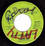 Pretty Little Angel Eyes/Gee How I Wish You Were Here (VG- 45 rpm)