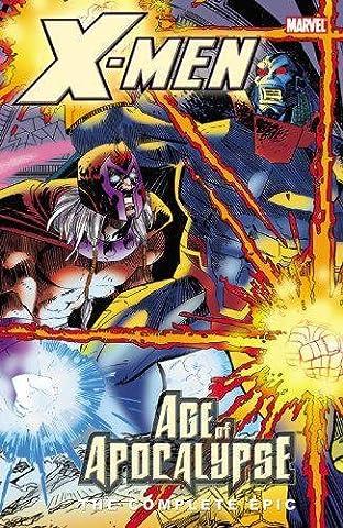 X-Men: The Complete Age of Apocalypse Epic, Book 4 (Xmen Age Of Apocalypse Complete)