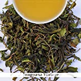 2018 First Flush Darjeeling Tea | An Organic Black Loose Leaf Tea from Jungpana | 500gm (1.1 pound) | Darjeeling Tea Boutique