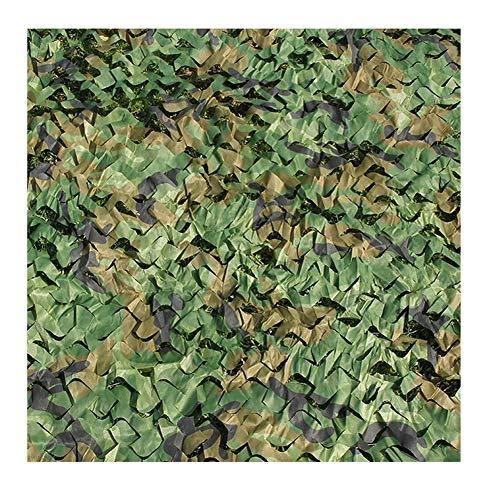 着服クリケット細分化するLIXIONG カモフラージュネット 迷彩柄 シェーディング 日焼け止め シェード ジャングル 屋外隠蔽 抗UV 環境のレイアウト 軍事演習 オックスフォード布サイズはカスタマイズ可能です