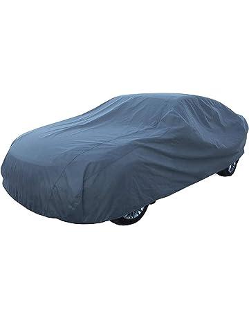 XL Ganz Garage gris Completo Garaje Auto lona Invierno Verano 540 x 175 x 120 cm