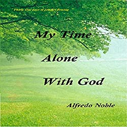 My Time Alone with God