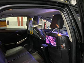 Mampara Protectora Vehículo Metacrilato 3mm 1 Unidad Coche (Metacrilato, 100 x 40 cm): Amazon.es: Bricolaje y herramientas