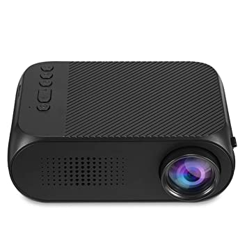 WAOBE Mini proyector, proyector de Cine en casa portátil LED 1080p ...