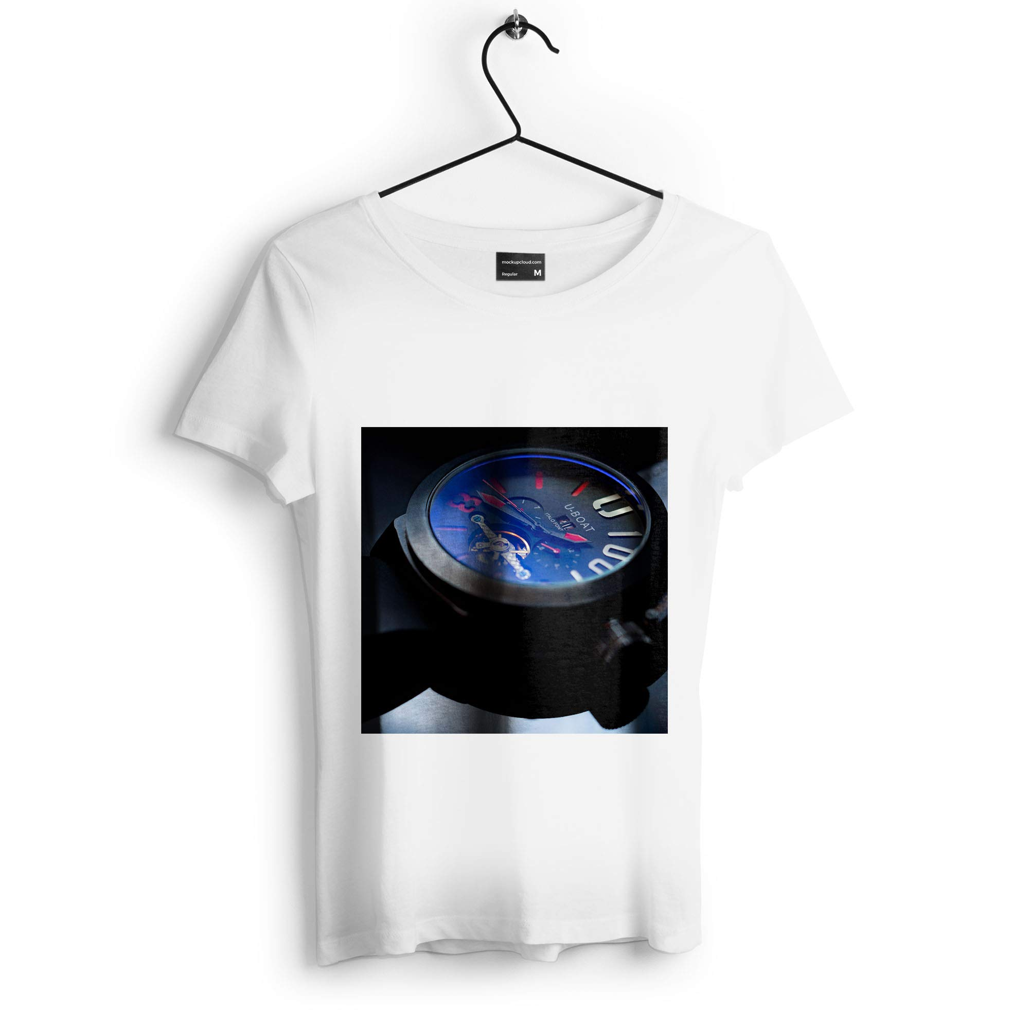 Westlake Art - Watch Product - Unisex Tshirt - Picture Photography Artwork Shirt - White Adult Medium (D41D8)