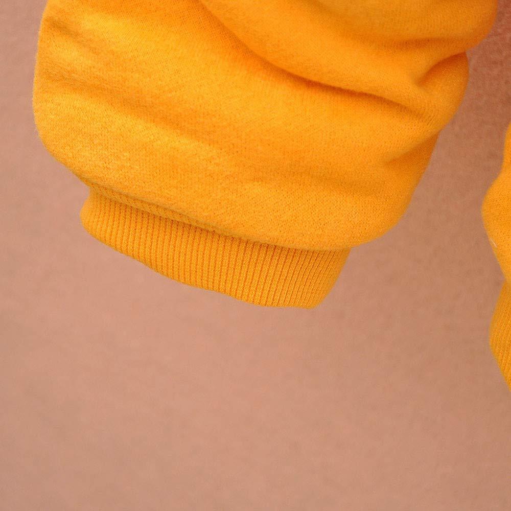 DIGOOD Toddler Baby Boys 2Pcs Outfits Winter Clothes,Cartoon Panda Thick Tracksuit Hooded Coat Tops+Warm Pants Sets