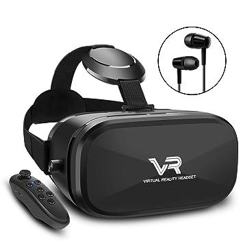 Virtual Reality 3d-brille Für Samsung Galaxy S7 S6 Edge Plus Android 3d Vr-box SchöN In Farbe Sonstige Handys & Kommunikation