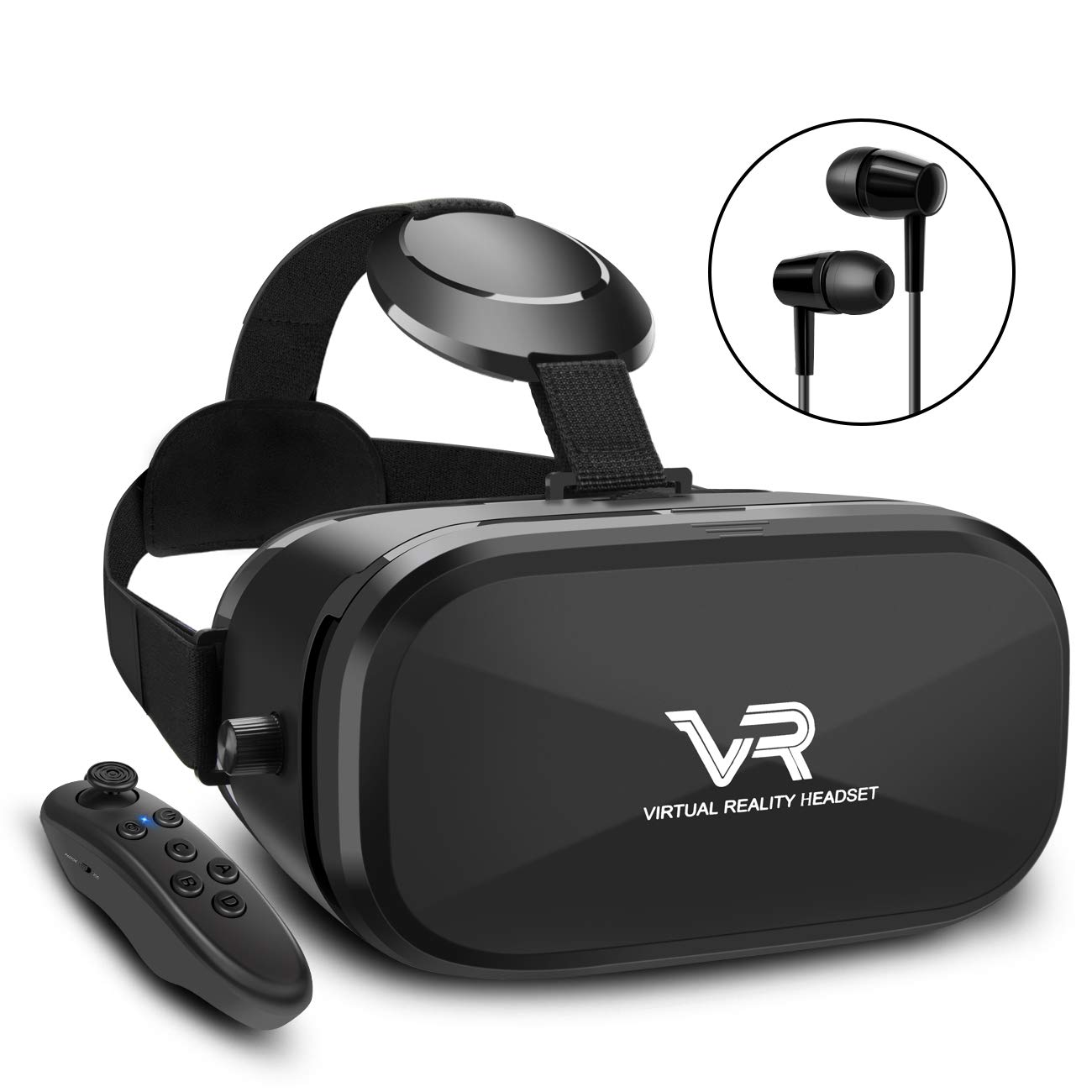 7f43d6969561ff Am besten bewertete Produkte in der Kategorie VR-Headsets für Handys ...