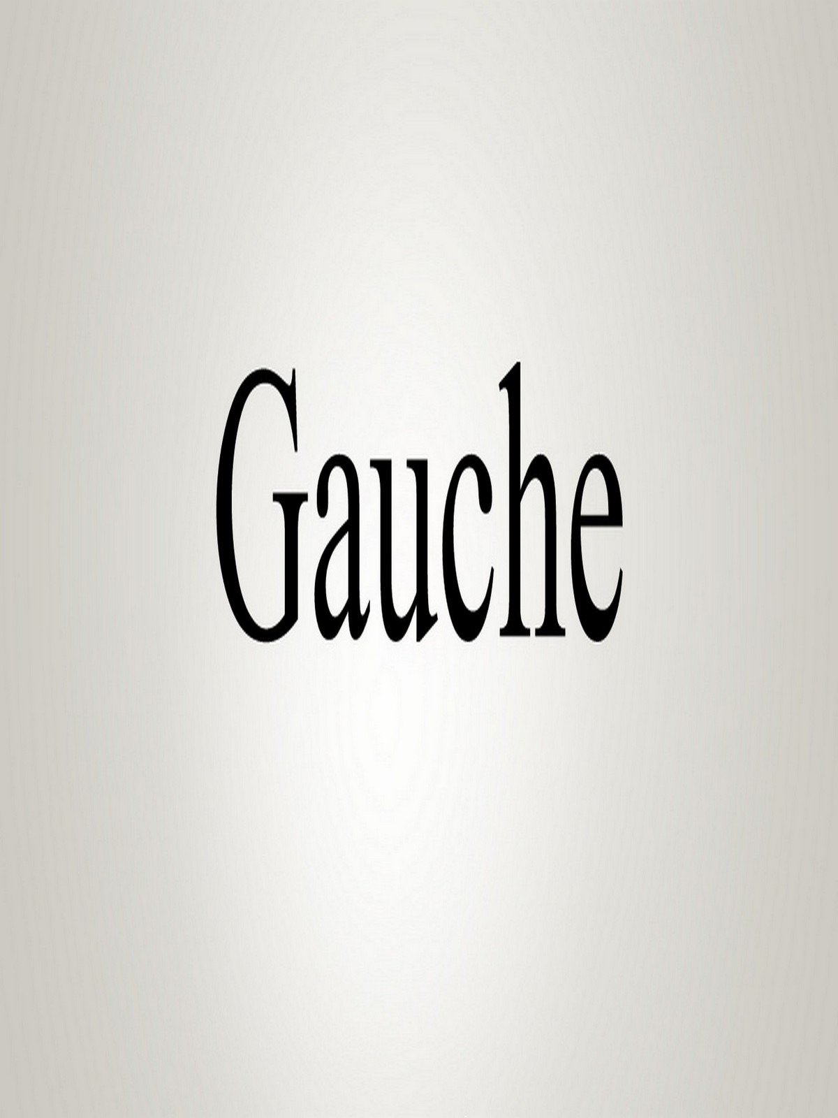 Watch How To Pronounce Gauche  Prime Video