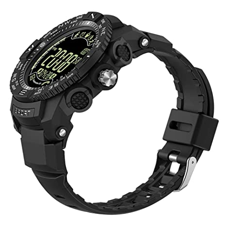 For Ioutdoor P10 Outdoor Sports Smart Watch IP68 Remote ...