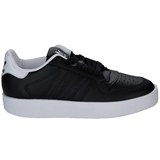 205d71b2be3a adidas Womens Originals Womens M Attitude Revive Bold Trainers in Black -  UK 6  Amazon.co.uk  Shoes   Bags
