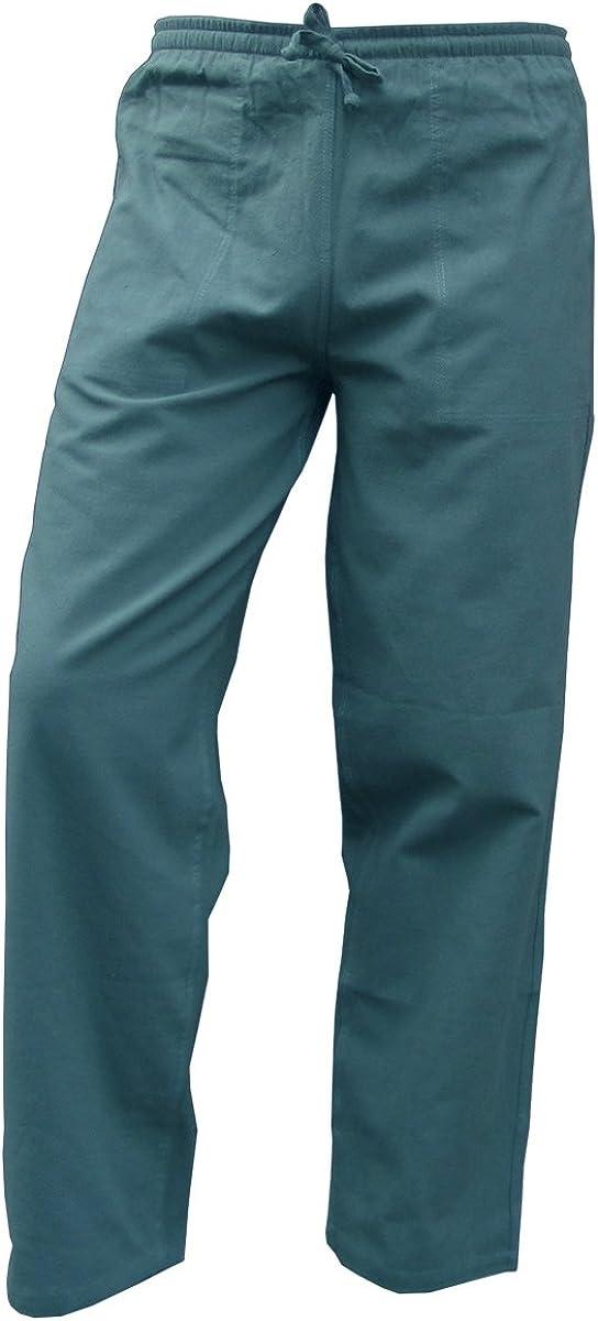 camicia estiva in 100/% puro cotone naturale piacevolmente morbido Panasiam/®