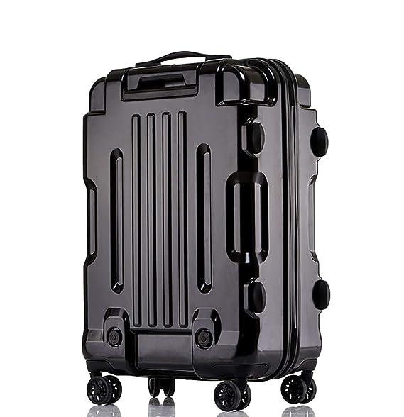 Amazon.com: XXYY Trolley maleta maleta femenina Universal rueda 20 maleta de viaje de la contraseña: Home & Kitchen