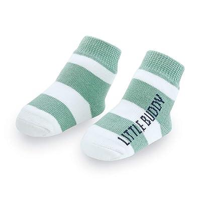 Mud Pie Little Buddy Socks, Multi, Size: 0-12M at Women's Clothing store